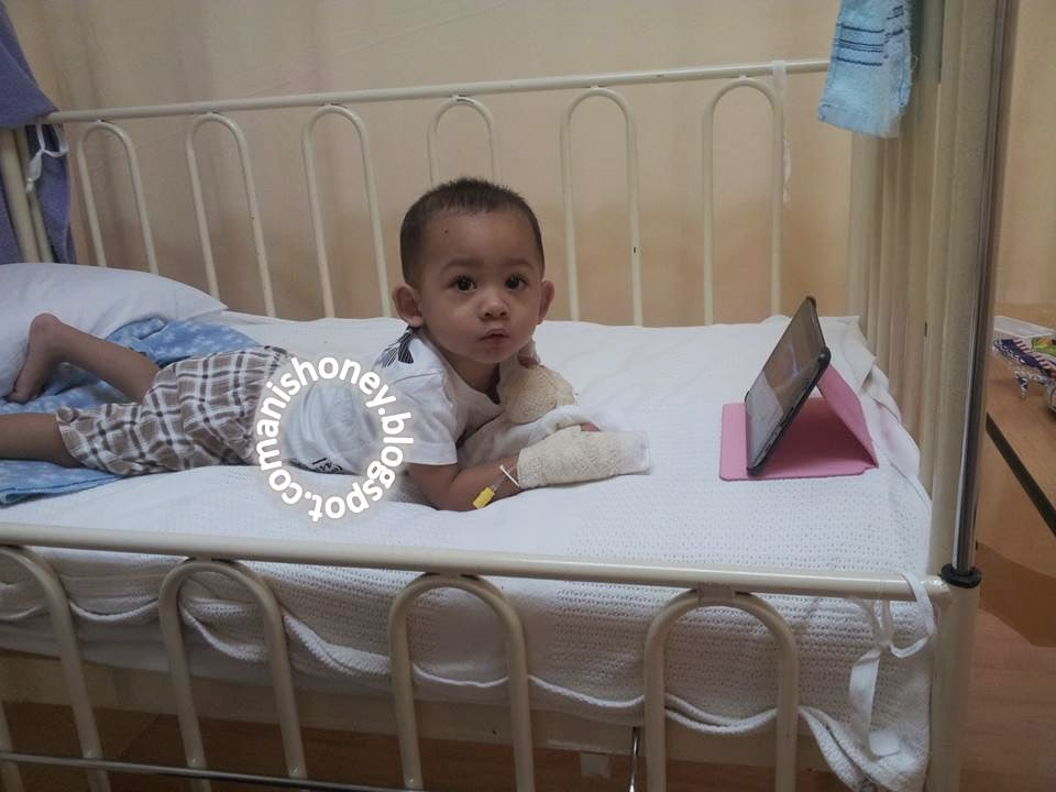syg mama 1 tahun 10 bulan