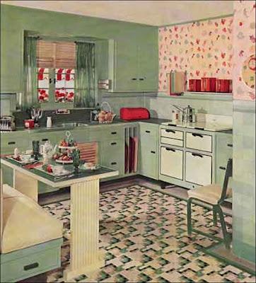 Cocinas Retro