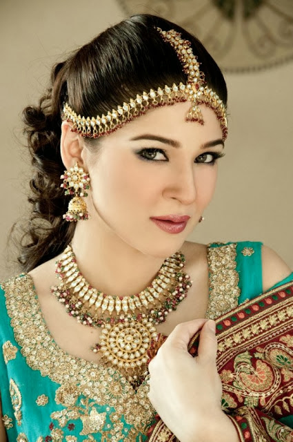 Beautiful Bridal Jewelry Designs 2014 For Women And Girls Wear