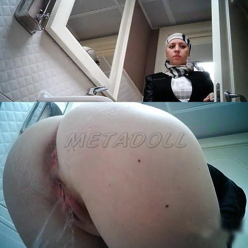 WC 2224-2228 (Restaurant Toilet Hidden Cam)