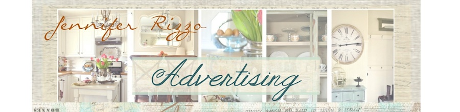 Jennifer Rizzo.com advertising