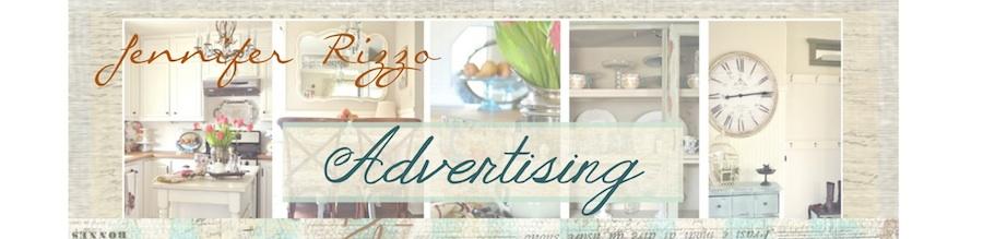 Jennifer Rizzo.com advertising