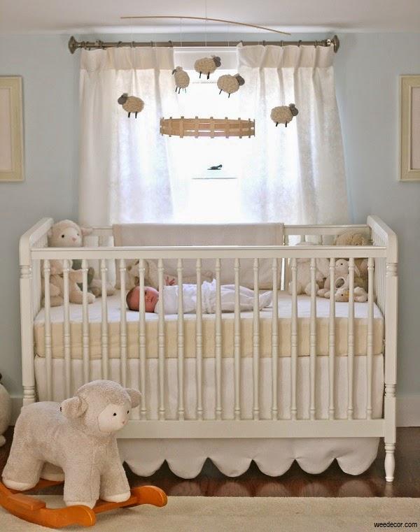 Dcoration chambre bb ides dco ciel de lit bb dcoration for Chambre bb dcoration