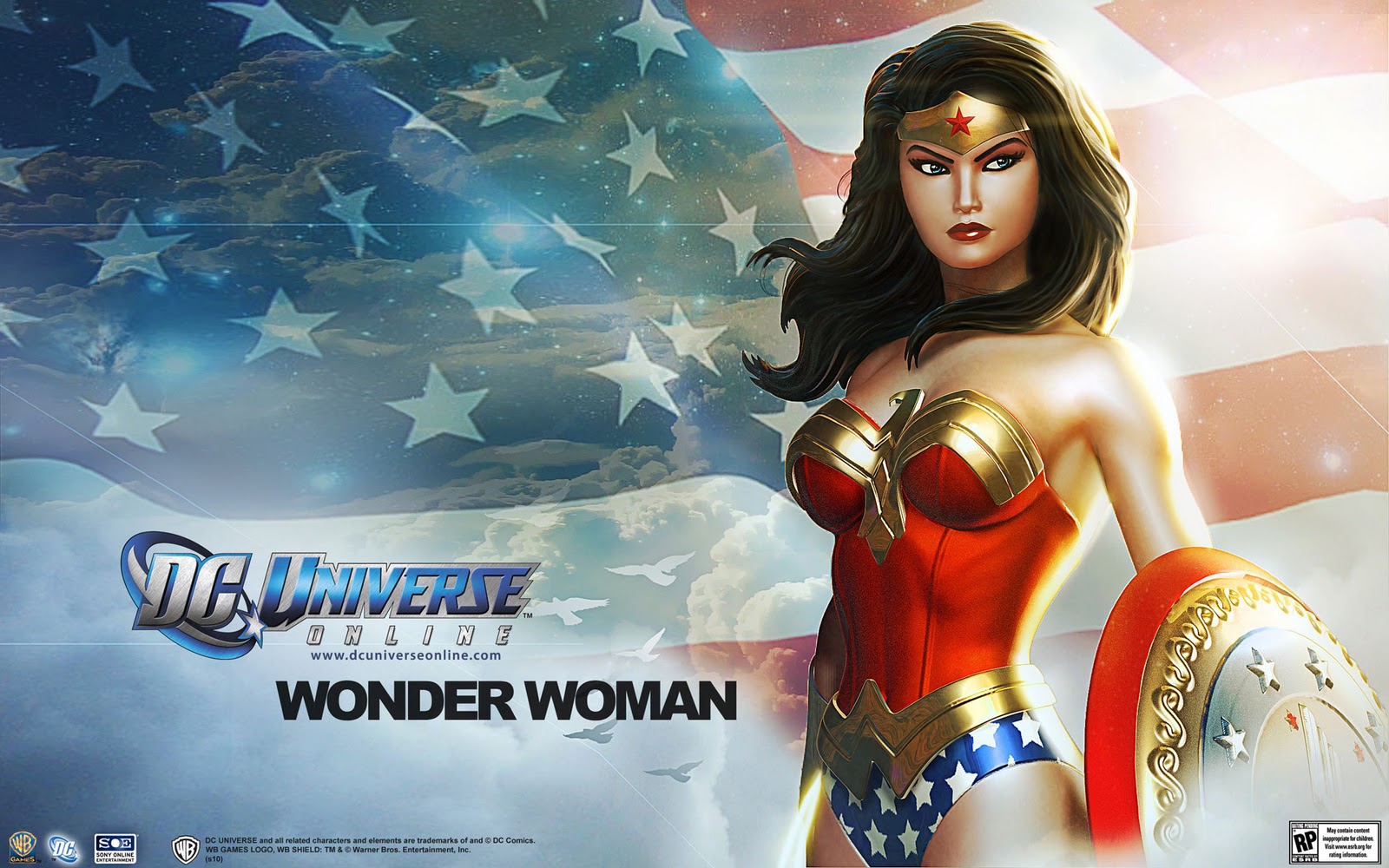 Dc Universe HD & Widescreen Wallpaper 0.486099286100066