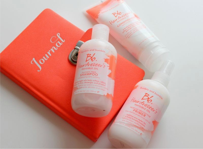 Bumble and Bumble Bb Hairdressers Invisible Oil Collection