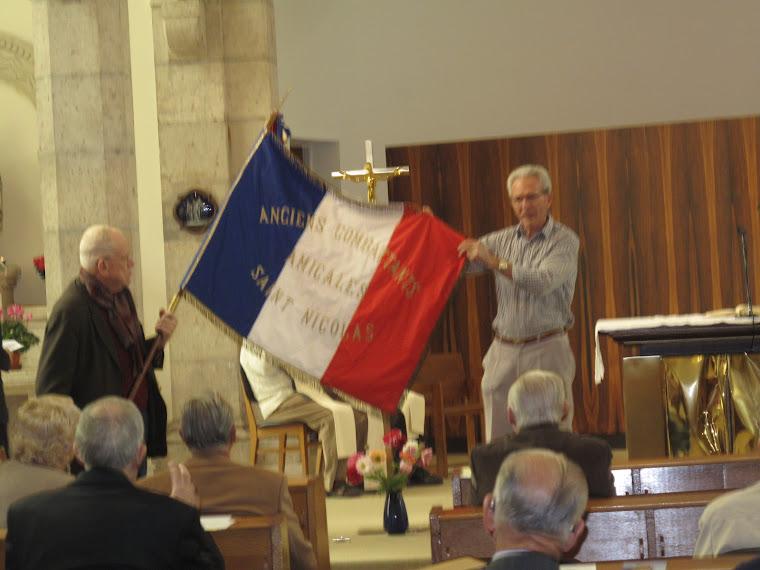 Visite à la Maison de retraite des Frères Athis- Mons