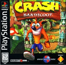 Crash Bandicoot - PS1 - ISOs Download