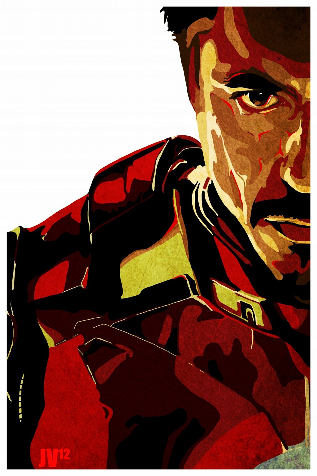 fashion and action: iron mania comic & fan art gallery for iron man