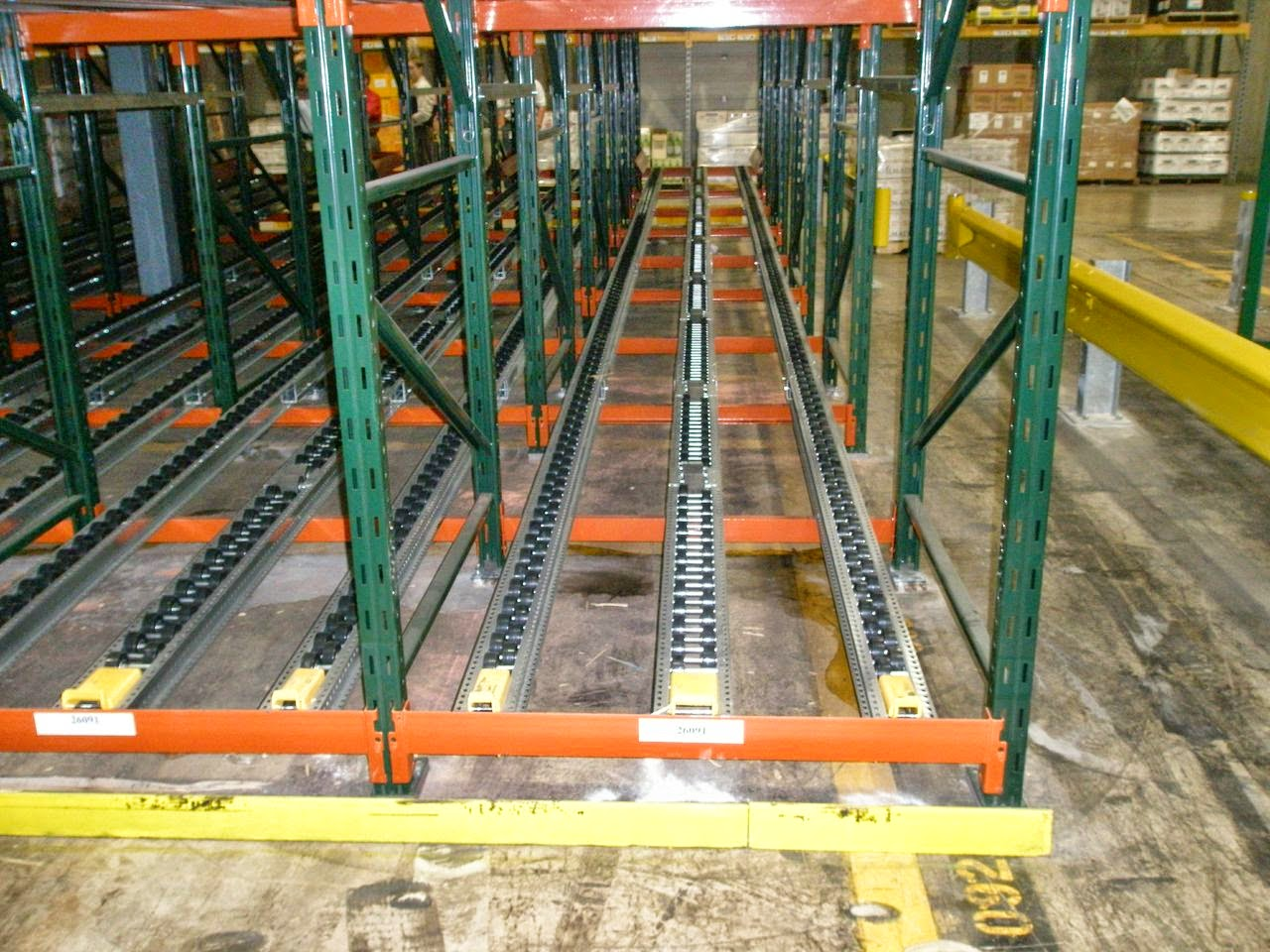 Utilizing pallet flow rack systems to your advantage Warehouse racking layout software free