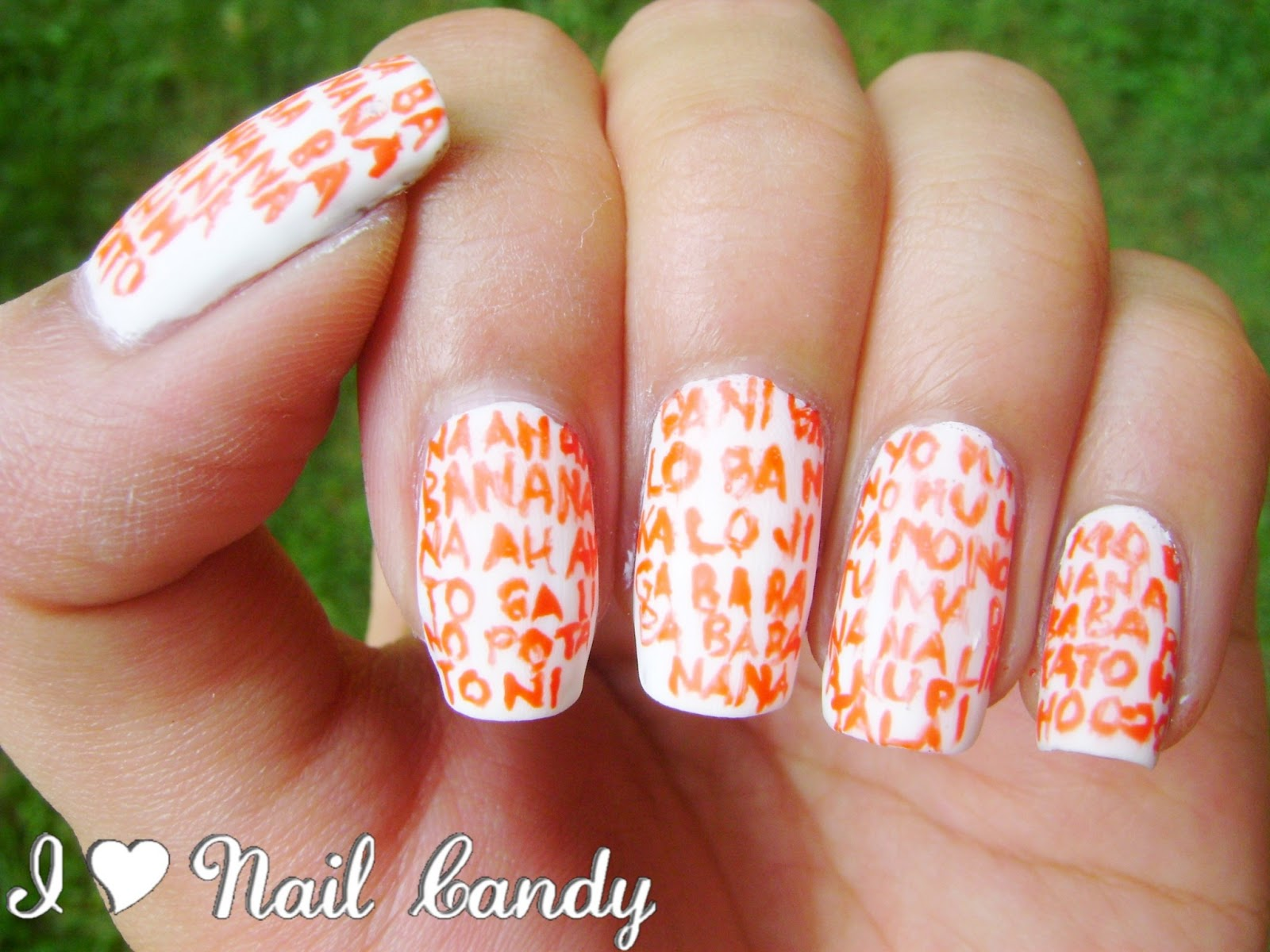 I Love Nail Candy: The 31-Day Nail Challenge: Day 23 - Inspired by a ...