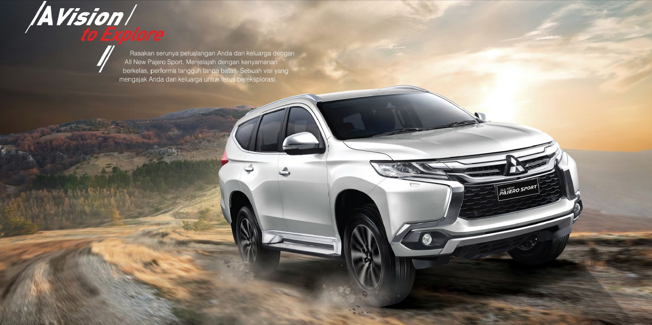 Harga All New Pajero Sport Medan - Sumatera Utara | Potongan Harga | Promo Terkini | Marketing All New Pajero Sport Medan - Sumatera Utara | Kredit dan Cash