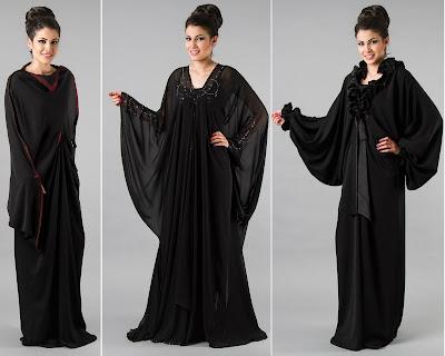 Long-abaya's-style