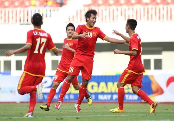 Kèo thơm dự đoán U23 Việt Nam vs U23 Brunei