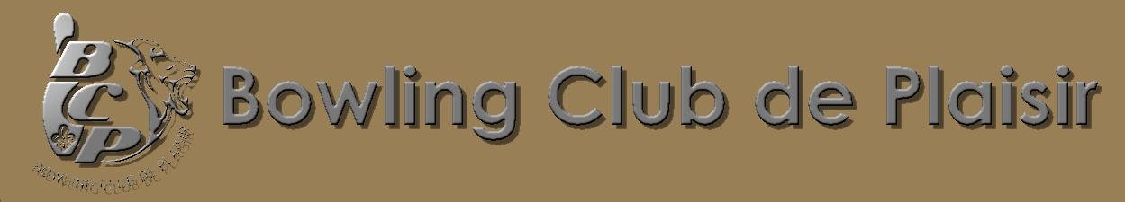 Bowling Club de Plaisir