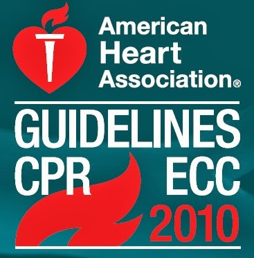Guidelines for CPR & ECC, American Heart Association