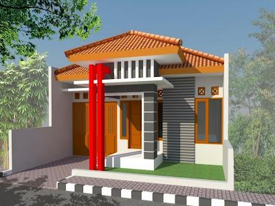 Rumah Minimalis Type 21