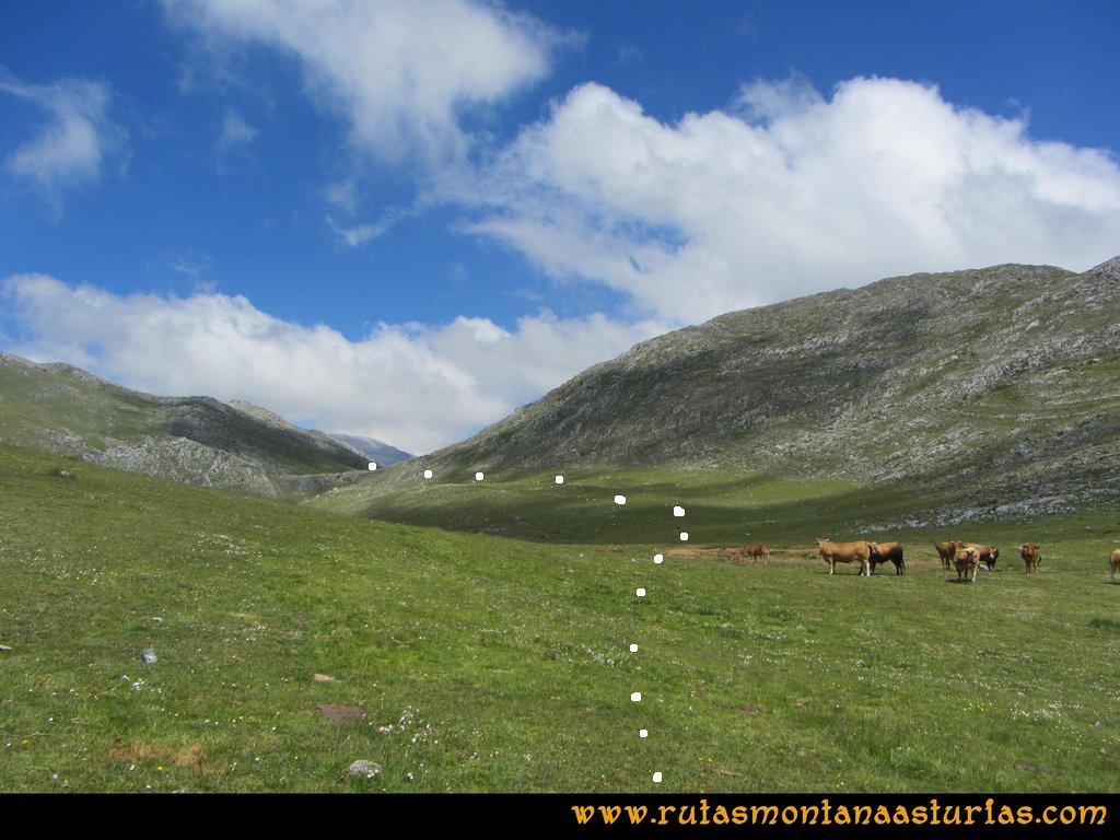 Ruta Tuiza Fariñentu Peña Chana: Puerto Valseco - Cocha Traslacueva