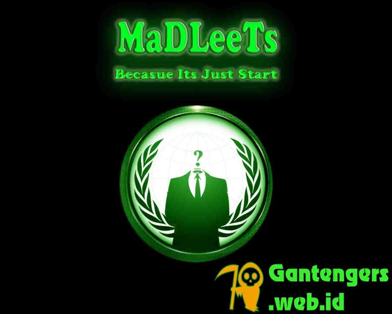 Script Deface Team Madleets