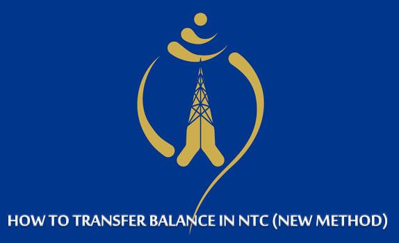 nepal telecom balance transfer