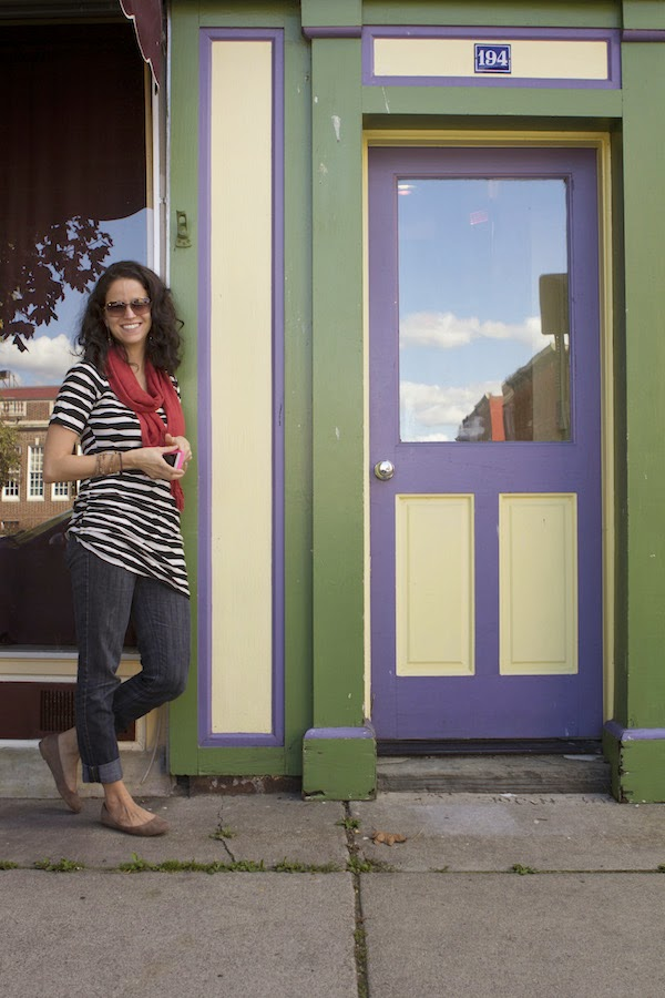 Destinations: Downtown Owego, N.Y. - Style Jaunt by Katarina Kovacevic