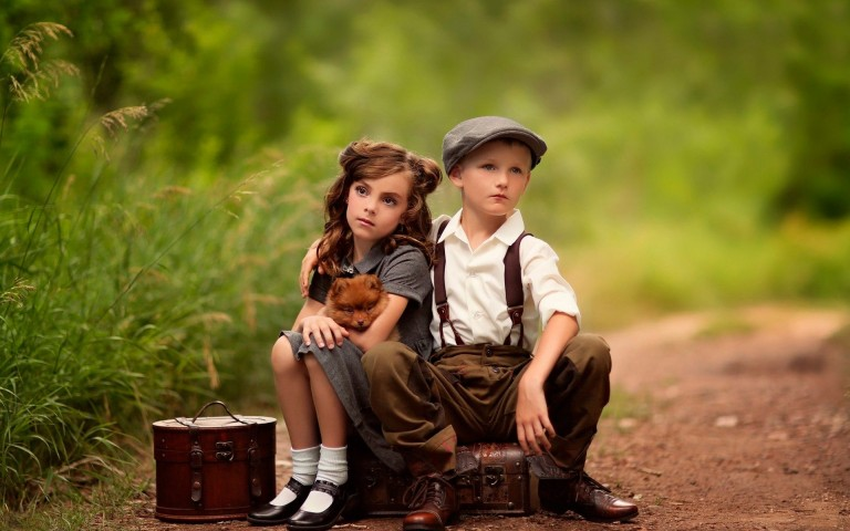 Girl And Boy Cute Latest Wallpaper Stylish Dp S