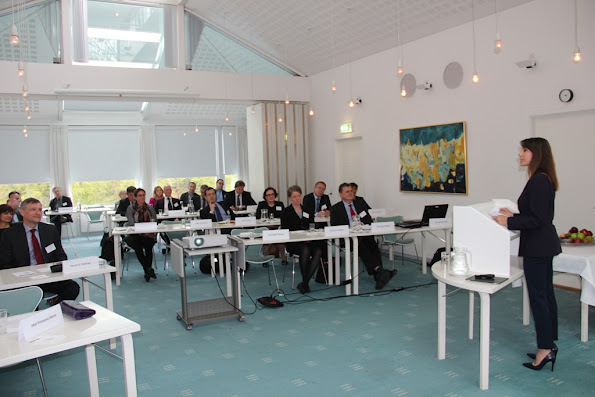 HRH Princess Marie of Denmark attended the conference of Danish Emergency Management Agency (DEMA)