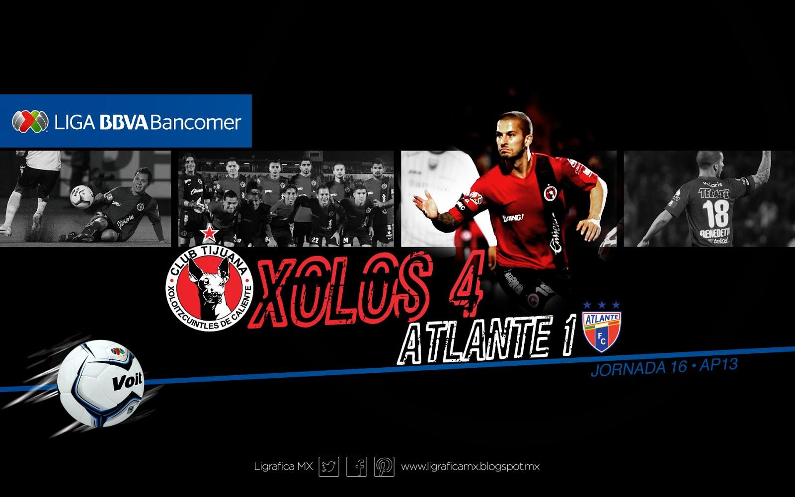 Calendario Liga MX Torneo Clausura 2014 Jornada 5