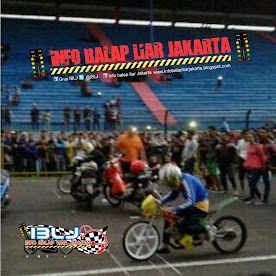 Video amatir Hasil race MX Maharani VS Satria FU HYL