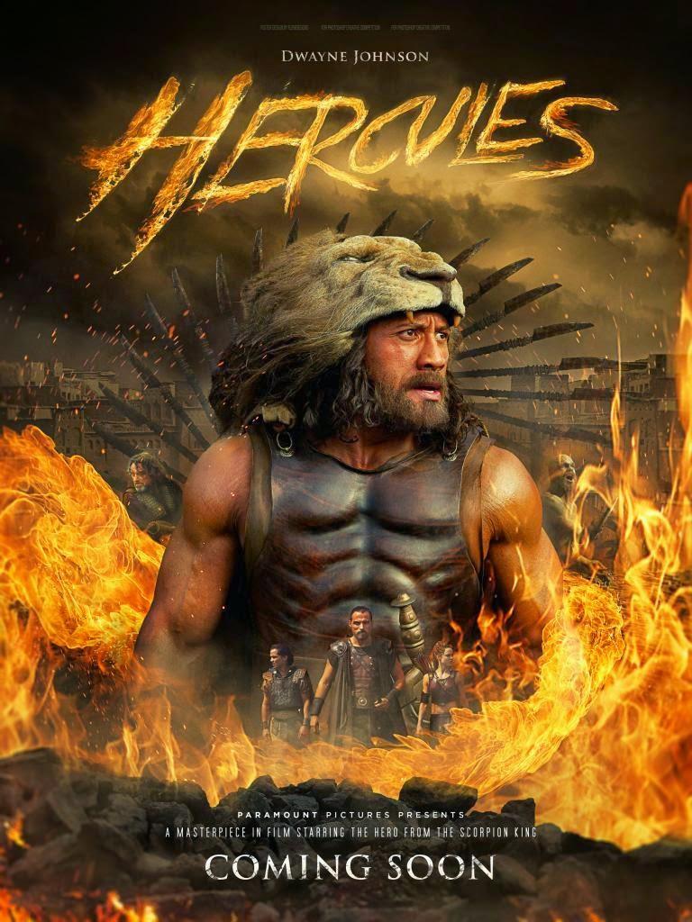 Hercules เฮอร์คิวลีส [HD][พากย์ไทย]