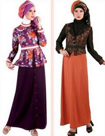 Baju Islami Masa Kini 26
