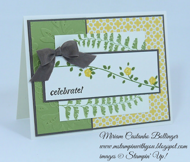 Miriam Castanho Bollinger, #mstampinwithyou, stampin up, demonstrator, mm, all occasions card, butterfly basics stamp set, floral wings, and many more stamp set, lovely lace tief, texture boutique machine, su