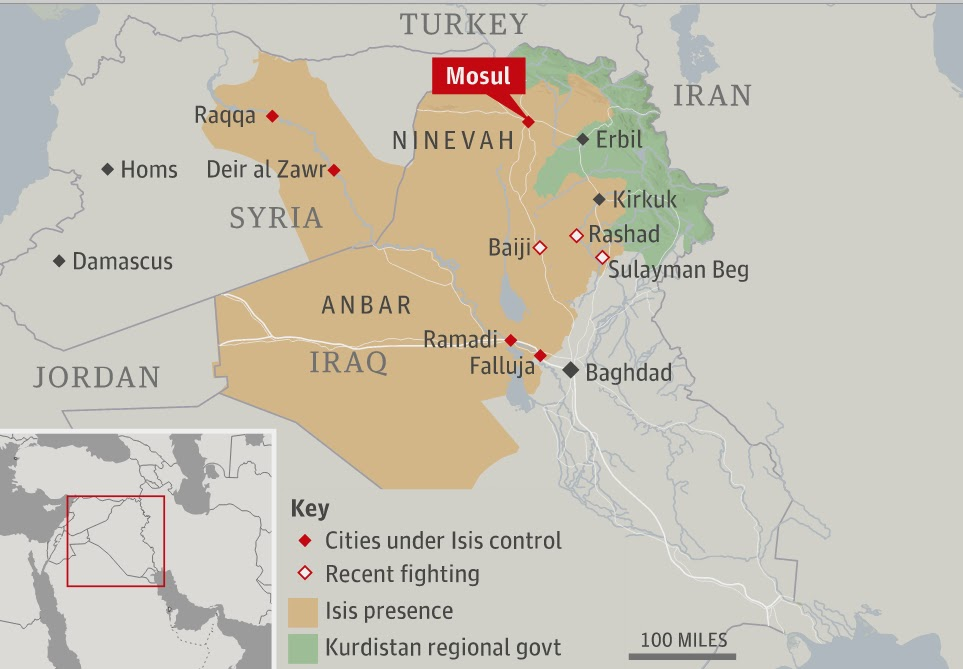US in Iraq: Geopolitical Arsonists Seek to Burn Region