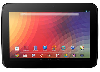 The next generation of Nexus 10 will be produced by Asus
