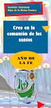 CREO-Comunión Santos
