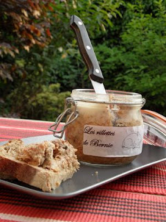 On va déguster un petit pot de rillettes !