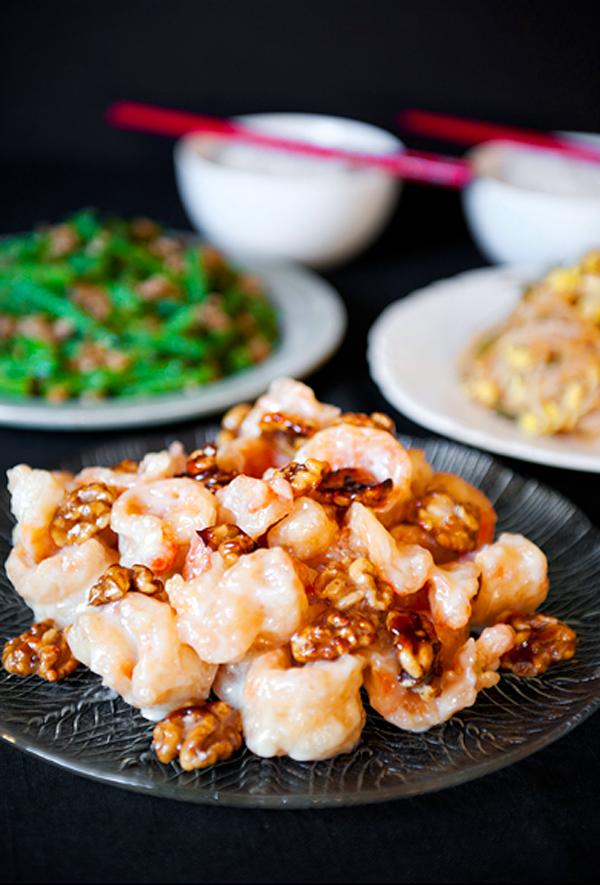 Vietnamese Food - Tôm Chiên Giòn Sốt Chua Ngọt