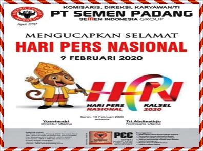 Iklan PT Semen Padang