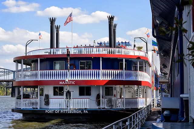 Gateway Clipper Fleet - Pittsburgh, PA