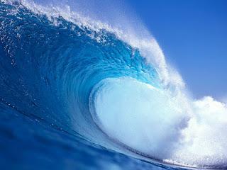 Pengertian Tsunami - Penyebab Terjadinya Tsunami
