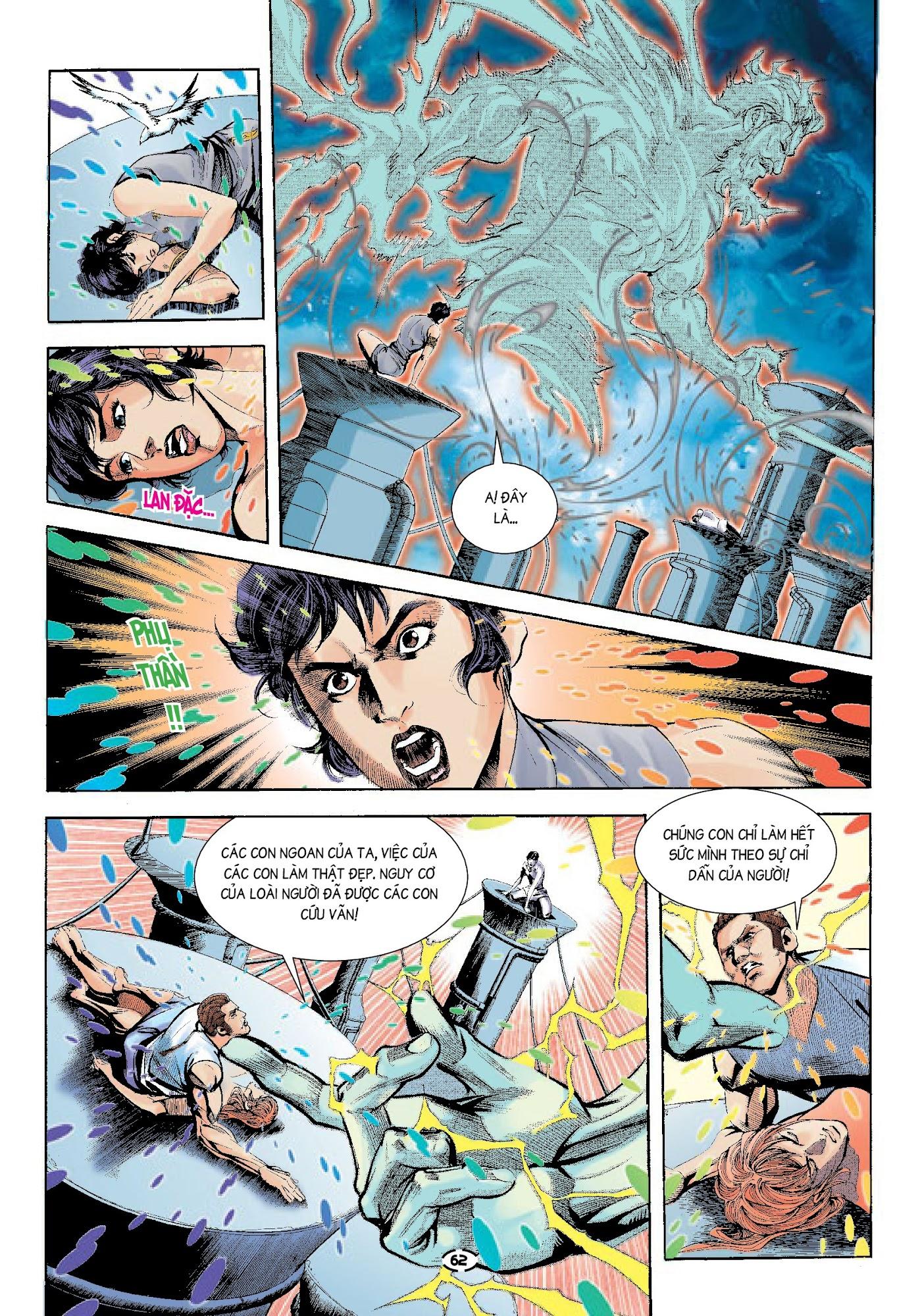 Đại Kiếm Sư Chap 32 - Trang 26