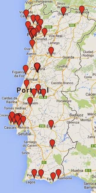 veja no mapa onde pode encontrar o livro
