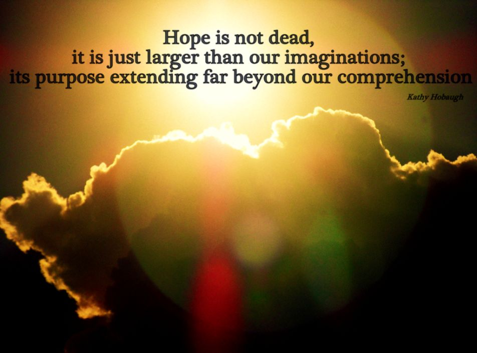 Quotes About Hope QuotesGram