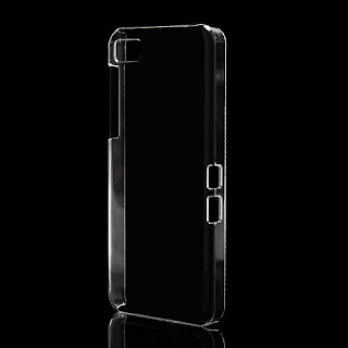 Transparent Clear Crystal Case for Blackberry Z10