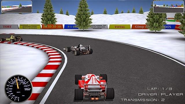 لعبة سباق السيارات السريعة فورميلا 1 درايفر F1 Driver