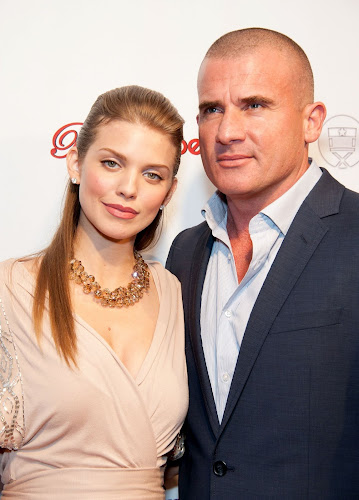 "AnnaLynne McCord was honored with the ""Heart of Hope"" Award"