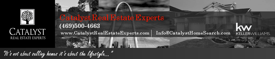 Catalyst Real Estate Experts - Dallas Luxury Homes - Keller Williams Realty