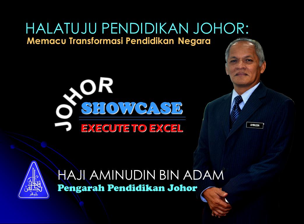 Halatuju Pengarah Pendidikan Johor