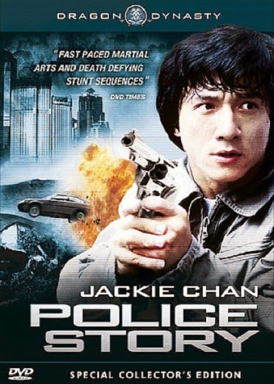 Police Story 1985 Hindi Dubbed BRRip 480p 300mb