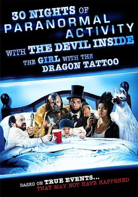 30 Nights of Paranormal Activity with the Devil Inside the Girl with the Dragon Tattoo en streaming