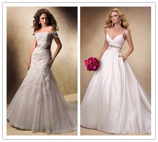 My Wedding Dress: Famous Wedding Dress Designers